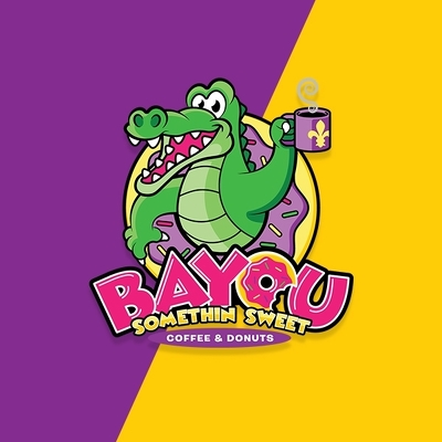 Bayou Somethin' Sweet Logo