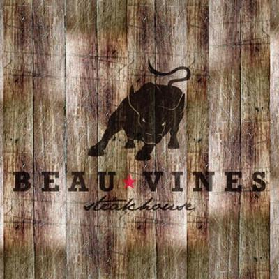 Beau Vines Steakhouse Logo