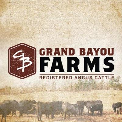 Grand Bayou Farms Logo