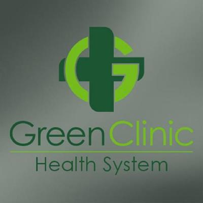 Green Clinic Health System Logo