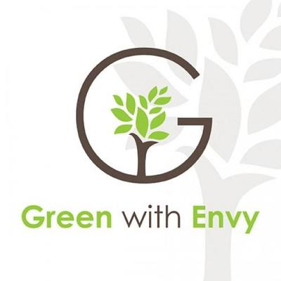 Green with Envy Logo