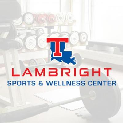 Lambright Sports & Wellness Center Logo