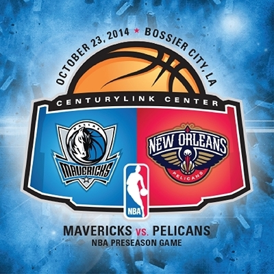 NBA Preseason Game Logo