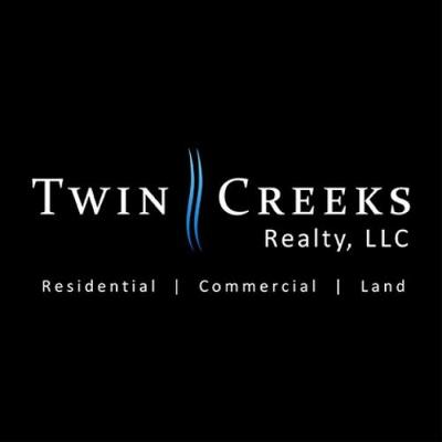 Twin Creeks Realty Logo