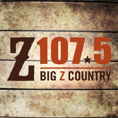 Z107.5 Big Z Country Logo