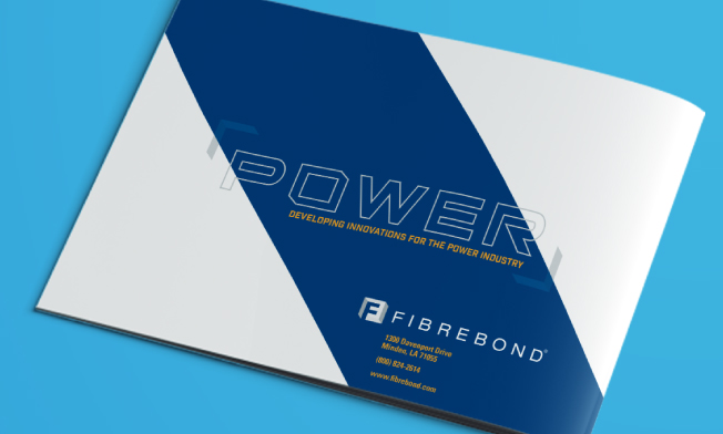 Fibrebond Power Brochure Cover Photo