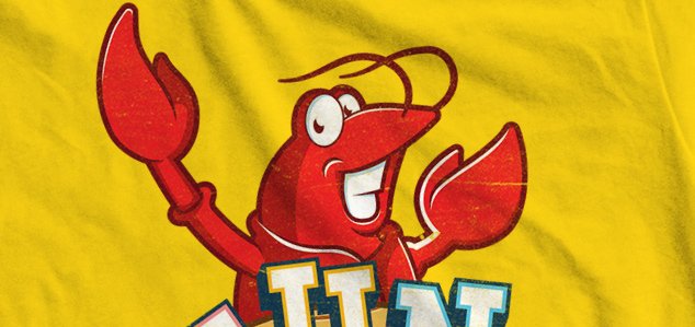Fibrebond Crawfish Logo Photo