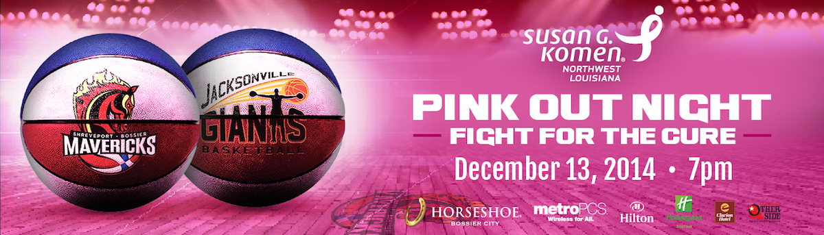 Mavs Pink Night Out Image