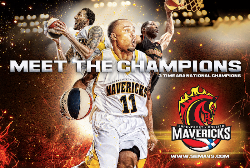 Mavs Post Card Image