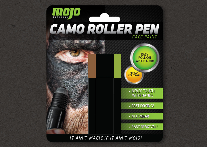 MOJO Face Paint Package